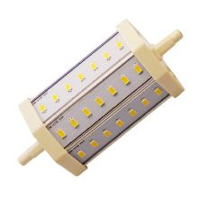 JSG Accessories® J118 R7S 10W LED Bulb Lamp Light 85-265V AC replacement for Halogen Flood Lamp [White]